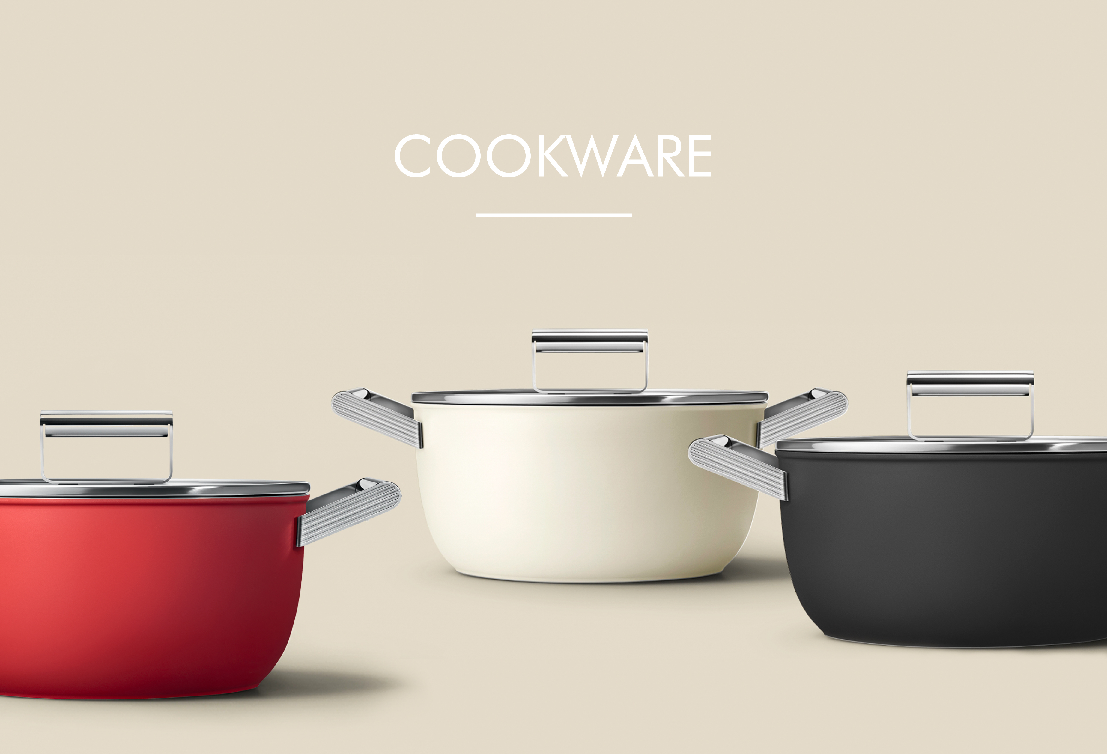 Smeg Cookware